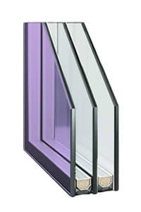 Тонированный/зеркальный оконный стеклопакет - заказать в Витебске