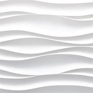 Гипсовая 3D-панель «Волна» в Витебске