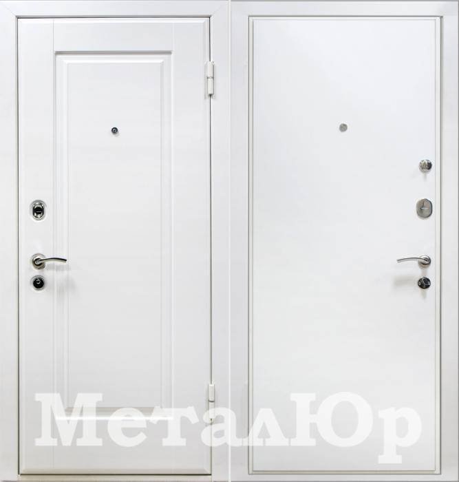МеталЮр М10, белый