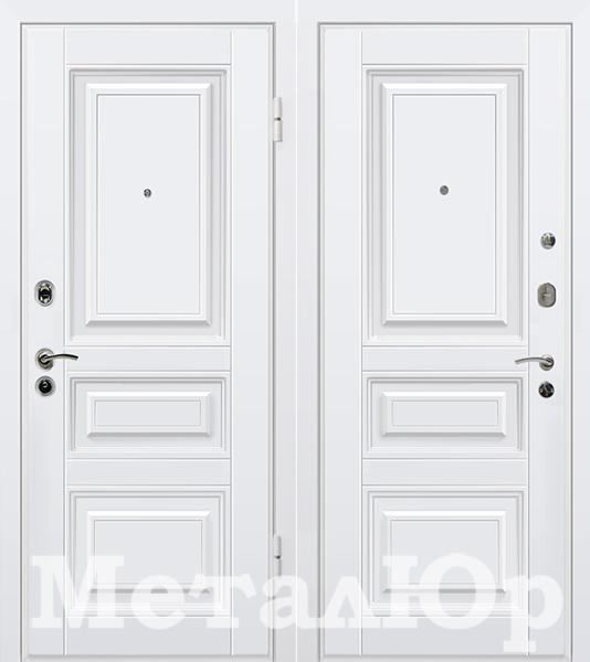МеталЮр М11, белый