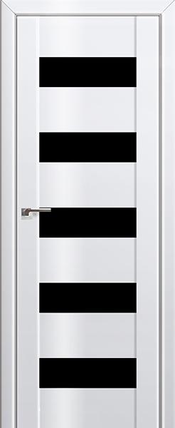 29L Белый люкс, черный триплекс
