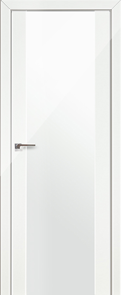 8L Белый люкс, белый триплекс