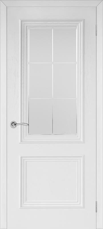 Валенсия-4 ДО Эмаль белая