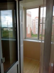 Балкон под ключ (Витебск)