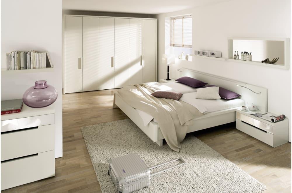 купить белую спальню