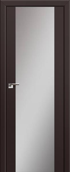 8U Тёмно-коричневый, зеркальный триплекс