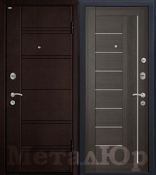 МеталЮр М17, грей мелинга, матовое стекло