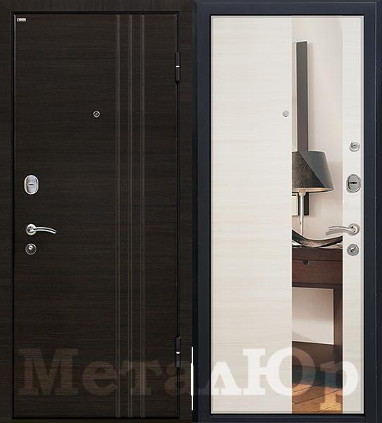 МеталЮр М15, эшвайт кроскут, зеркало