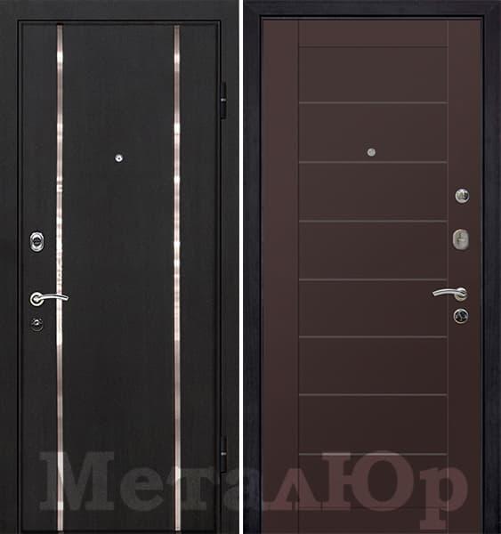 МеталЮр М8, Темно-коричневый