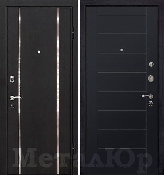 МеталЮр М8, Черный матовый