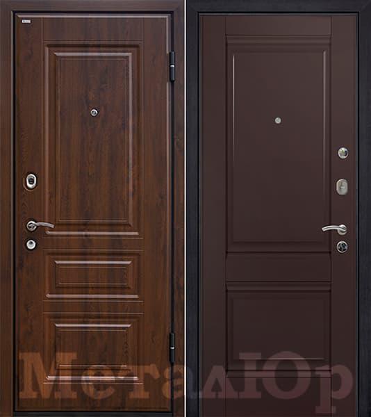МеталЮр М9, Темно-коричневый