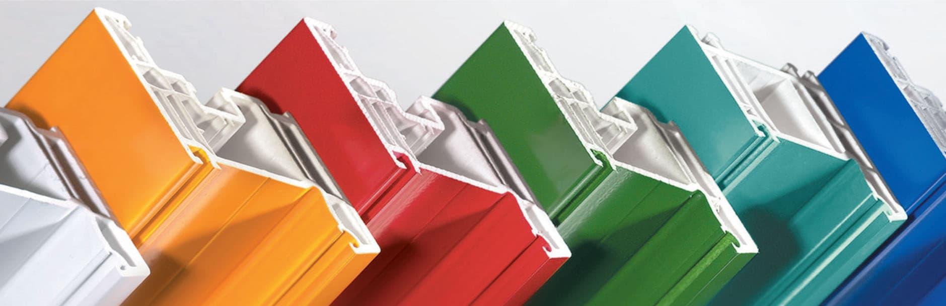 Цветные окна! Покраска пластиковых окон в Витебске